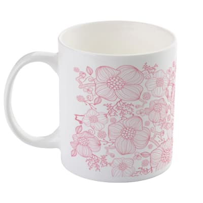 Bone China Mugs
