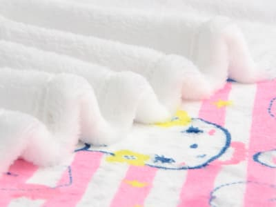 Baby Blanket - Minky