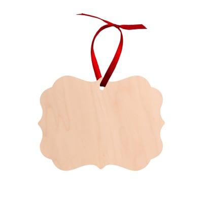Unisub Ornament - Wooden