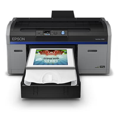 Epson SureColor SC-F2160 Desktop DTG Printer