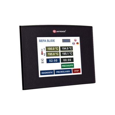 Sefa Slide-Series Large Format Pneumatic Heat Transfer Presses