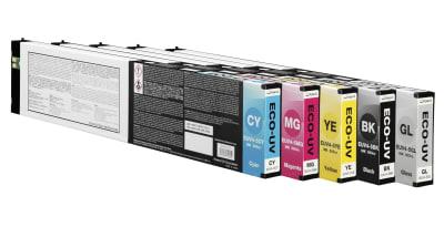 Roland DG ECO-UV 4 Ink Cartridges