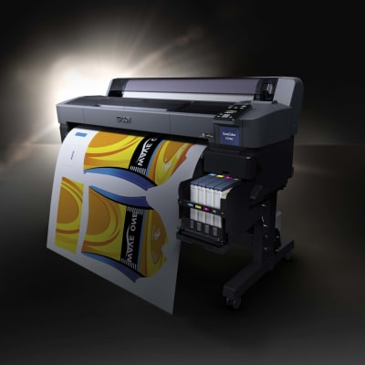 Epson SureColor SC-F6360 44″ Dye Sublimation Printer