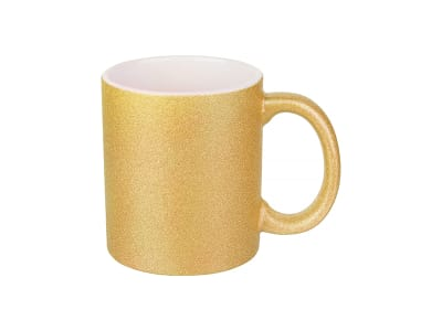 Ceramic Glitter 11oz Mugs
