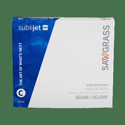 SubliJet-UHD Dye Sublimation Ink Cartridges for SG500/SG1000 Std Capacity