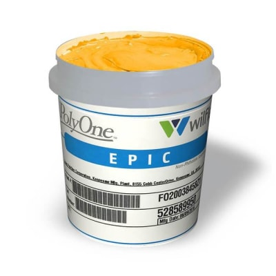 Wilflex Epic Rio Golden Yellow