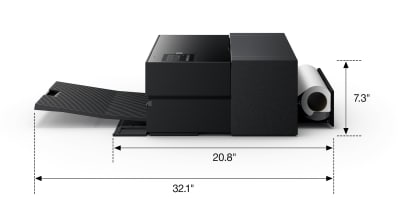 Epson P706 Screen Print Film Printer Package