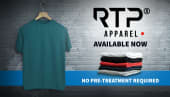 RTP Apparel now available from GJS
