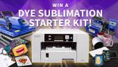 Win a dye sublimation starter kit!