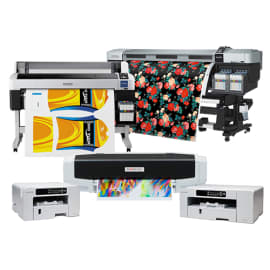 Dye Sublimation Transfer Printers