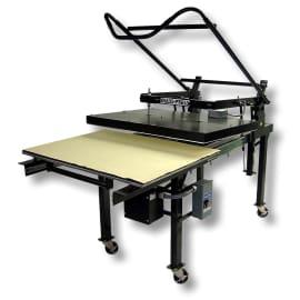 Geo Knight MaxiPress Heat Transfer Press