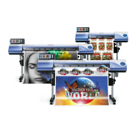 Roland VersaCAMM VSi Metallic Printer/Cutter