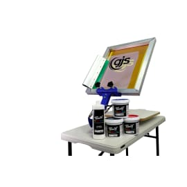 Screen Printing Hobbyist Starter Kit