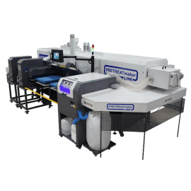 Schulze PRETREATmaker LINE Pre-Treatment Machine
