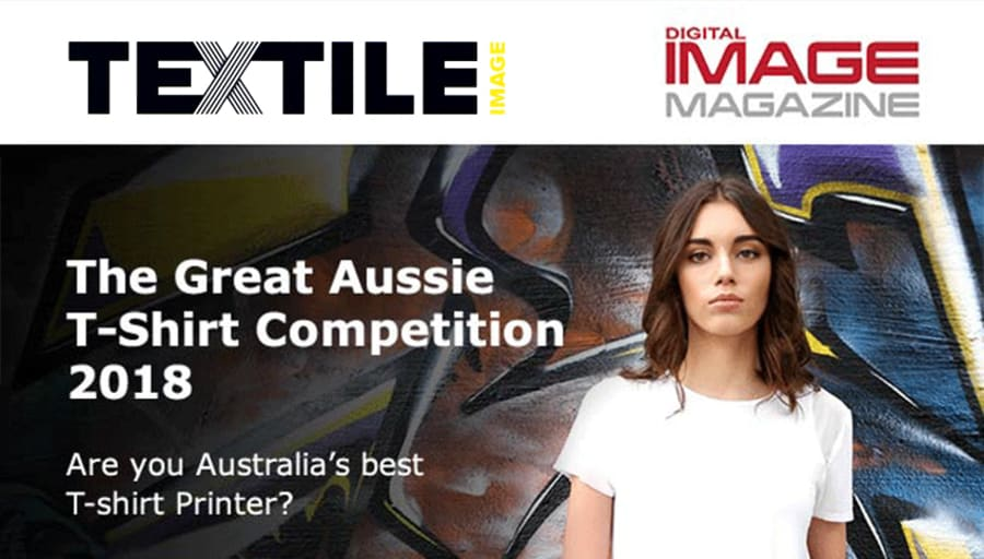 Are you Australia's best t-shirt printer?