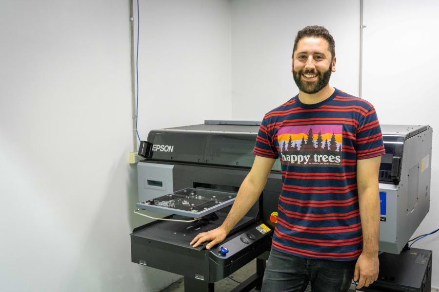 GJS installs Australia's first Epson SureColor-F3000