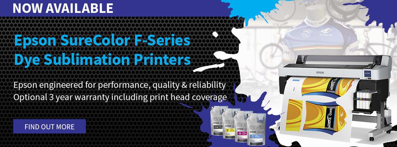Epson SureColor F-Series Printers