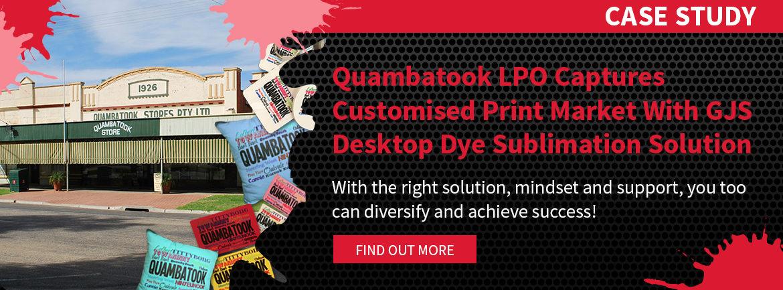 Quambatook LPO Case Study