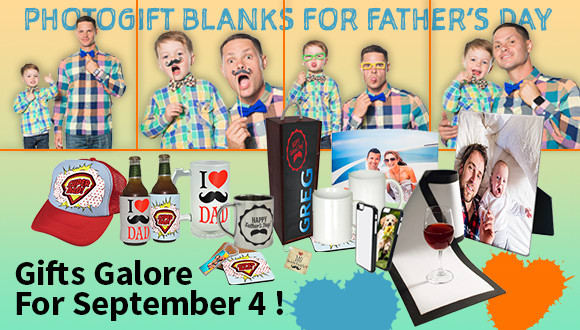 GJS has Father's Day covered! Gifts galore for September 4!