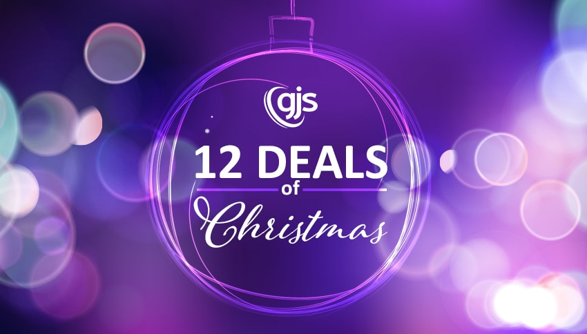 GJS' 12 Deals of Christmas 2017!