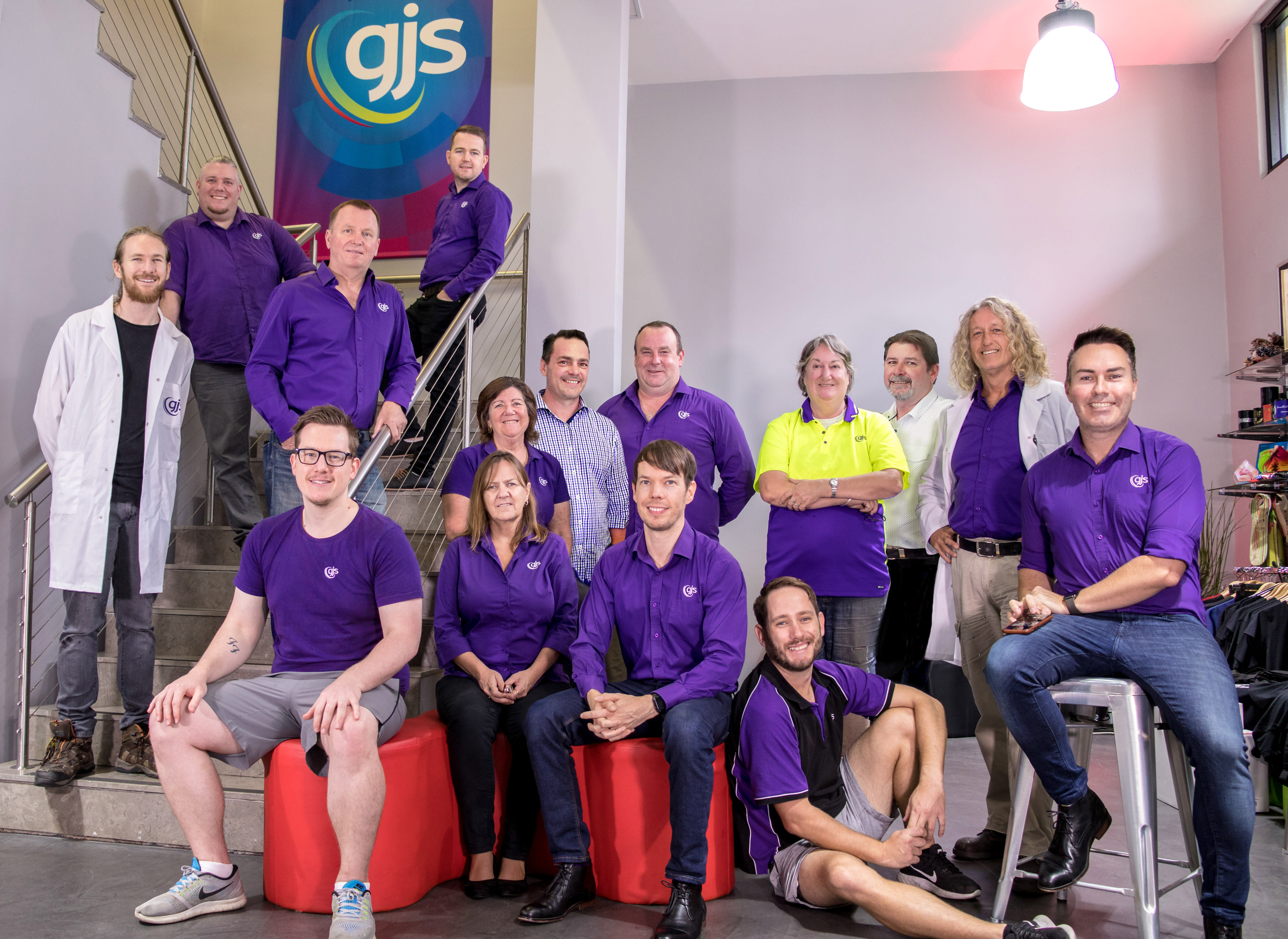 Happy holidays from the GJS team