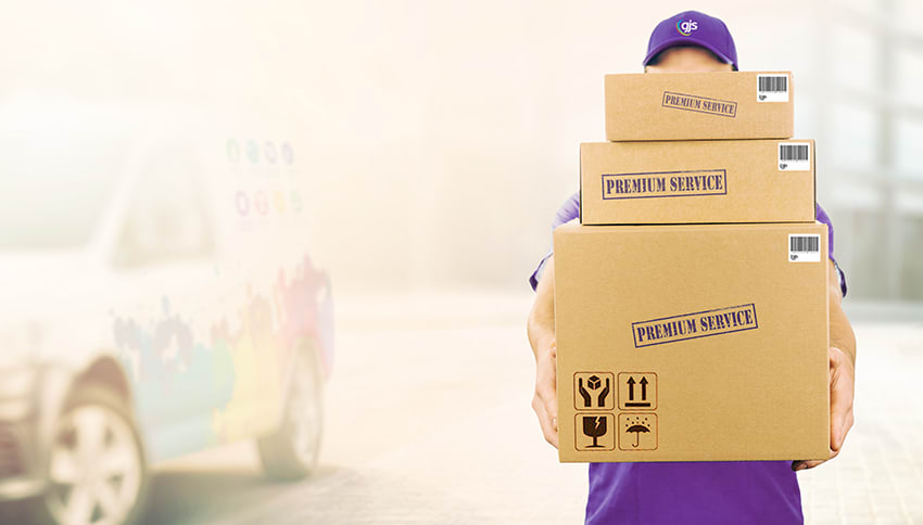 Premium registered delivery option now available