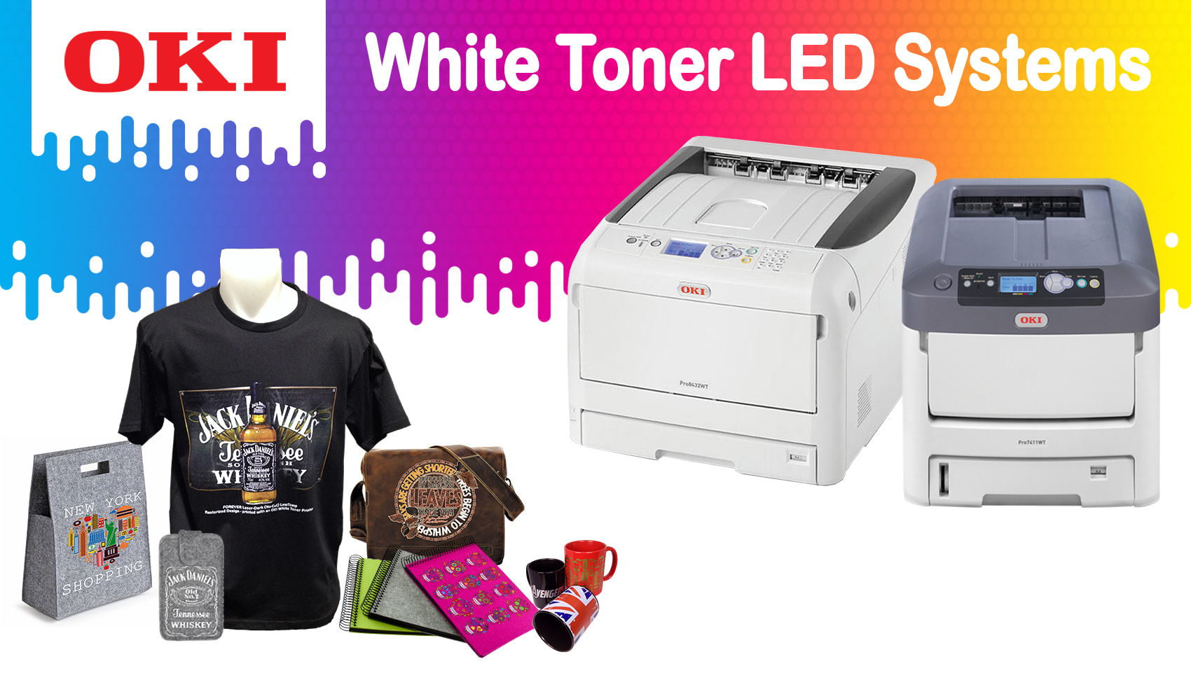 Wicked deals on white toner desktop solutions this August