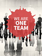 We are one team