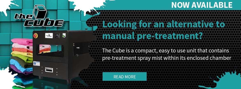 The Cube Pre-treatment Machine