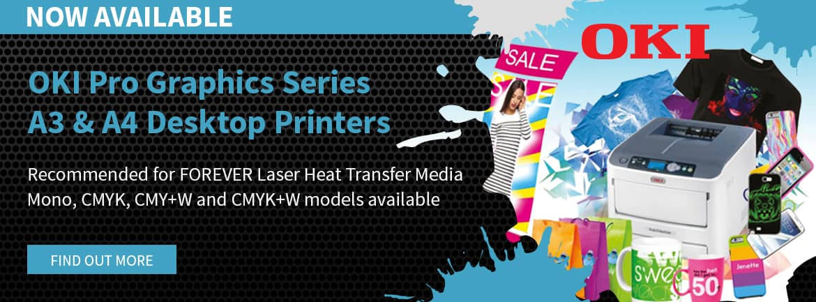 OKI Pro Graphics Printer Range