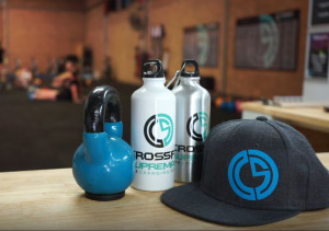 Customise gym and Crossfit products using Dye Sublimation