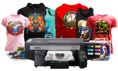 Direct to Garment (DTG) Printing