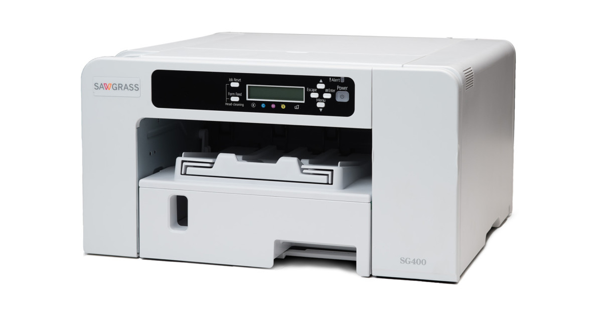 Virtuoso Sg400 A4 Dye Sublimation Printer From Sawgrass