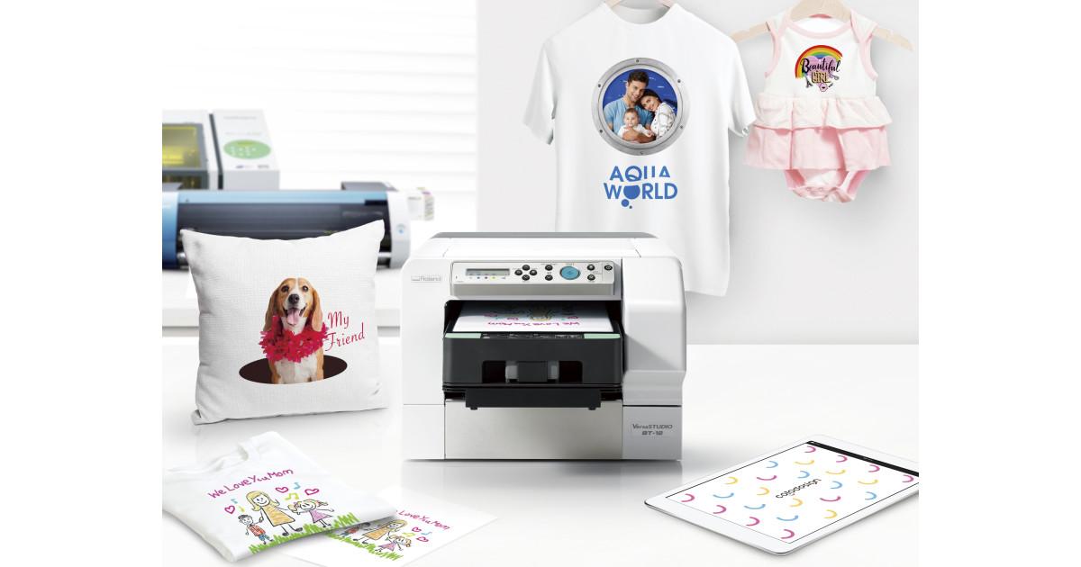 Roland Versastudio Bt 12 Dtg A4 Printer