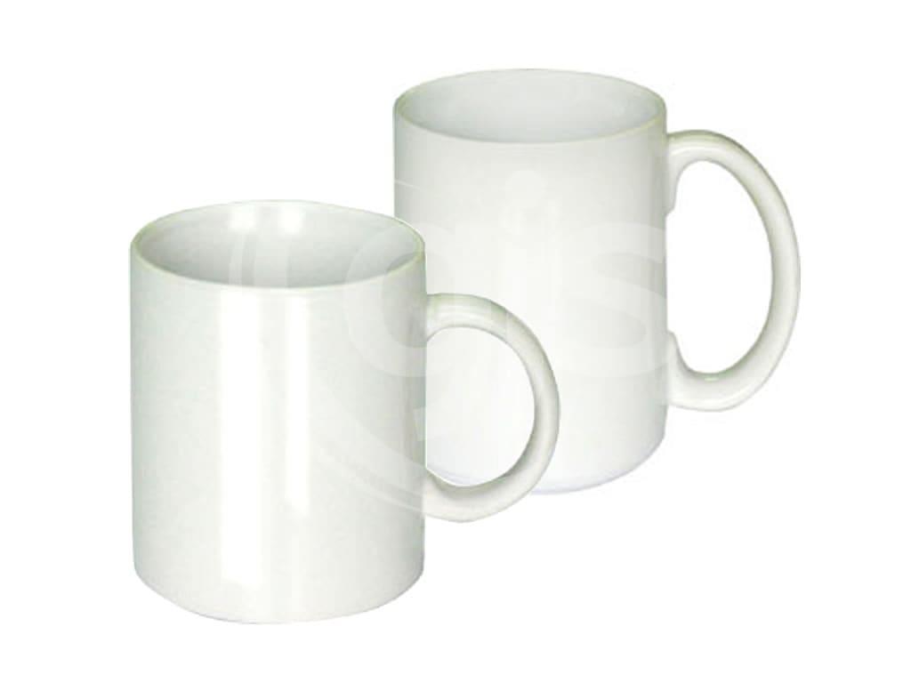 Dye Sublimation Printable Blank Ceramic Coffee Mugs