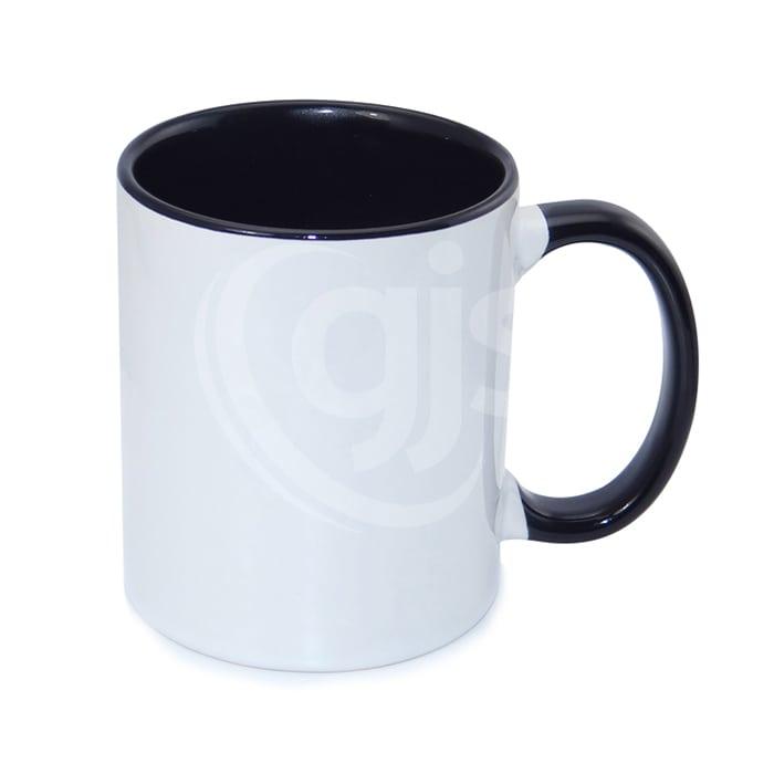 Ceramic Mugs W Inner Colour For Dye Sublimation Printing