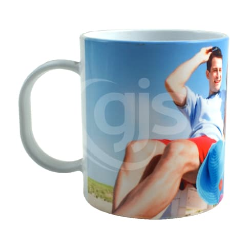 Polysub Plastic Mugs For Dye Sublimation
