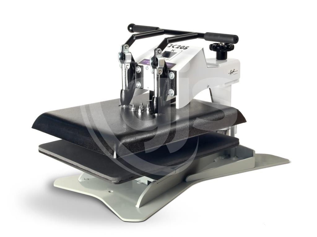 Geo Knight DK20S & DK25S Swinger Heat Transfer Press George Knight