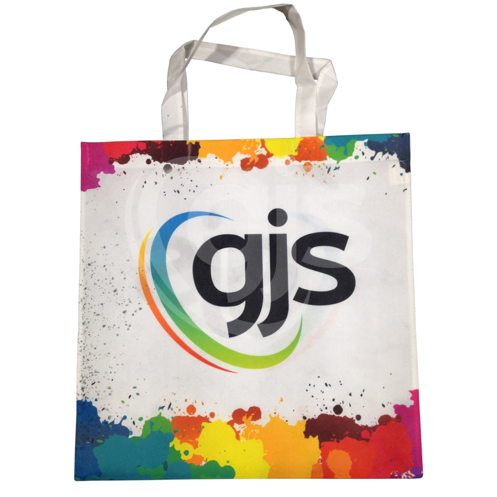 Tote Shopping Bags Polypropylene Enviro For Dye Sub