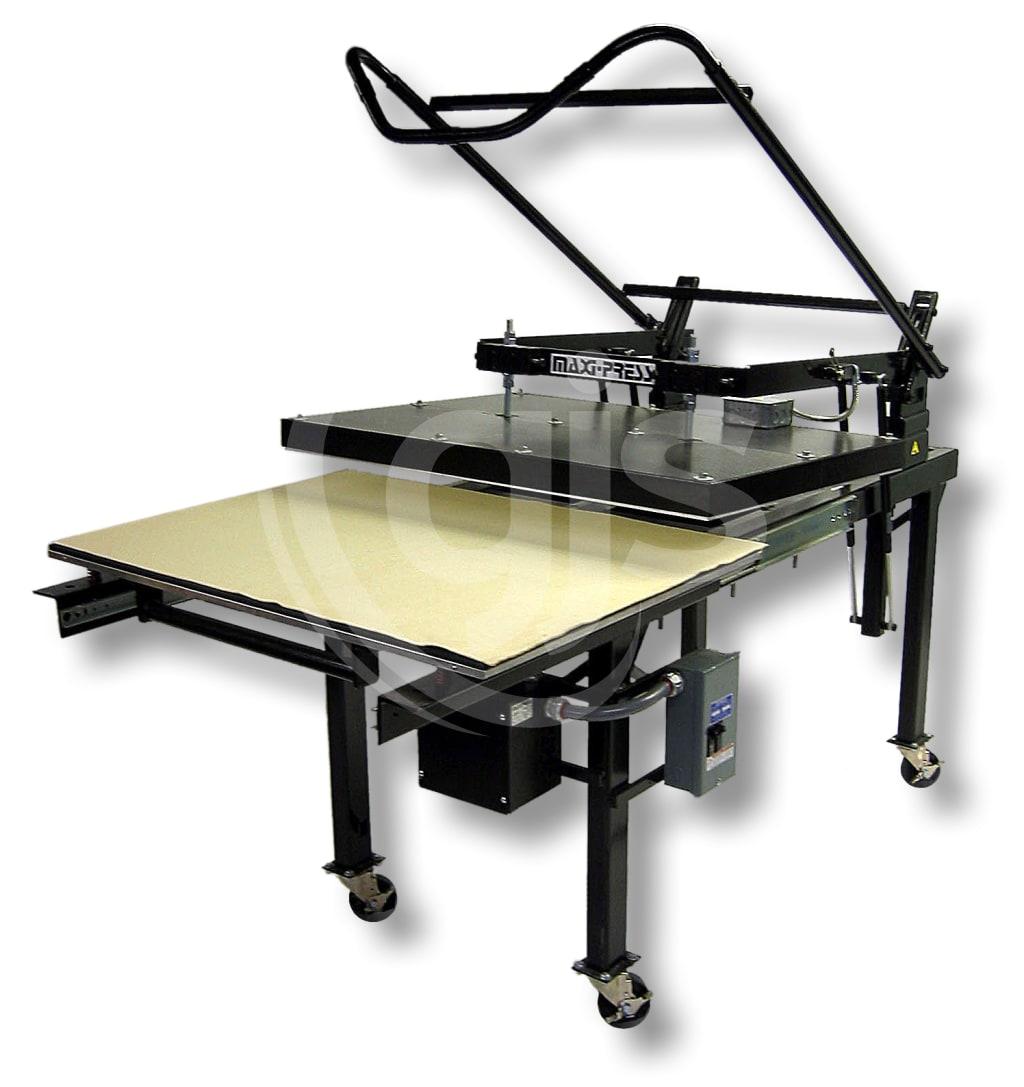 Geo Knight Maxipress Heat Transfer Press Large Format
