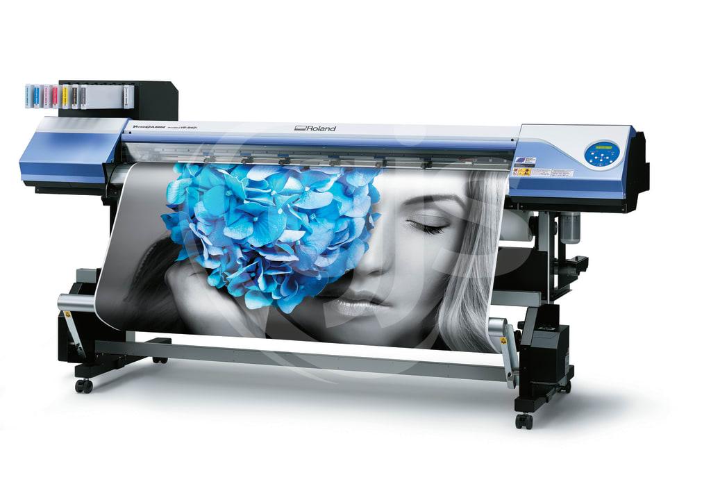 Roland Vsi Versacamm Metallic Solvent Digital Printer Cutter