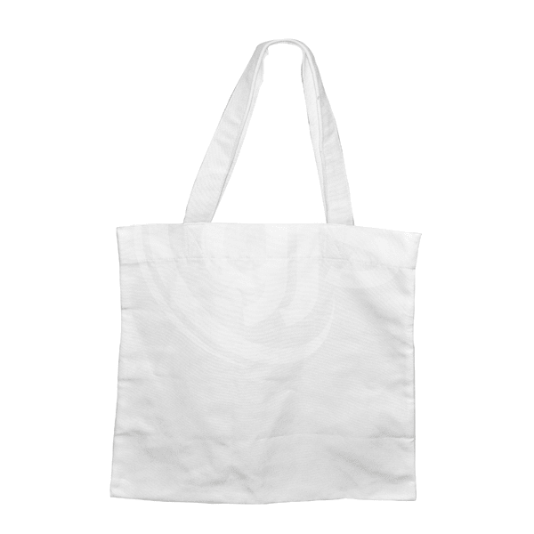 108339f85f Polyester Canvas Tote Shopping Bags for Dye Sublimation