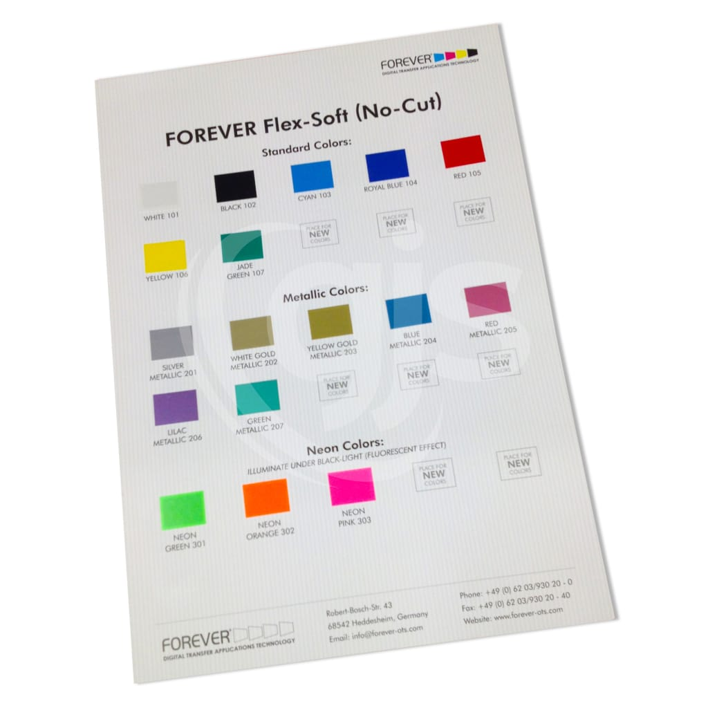 Forever no cut transfer paper-5130