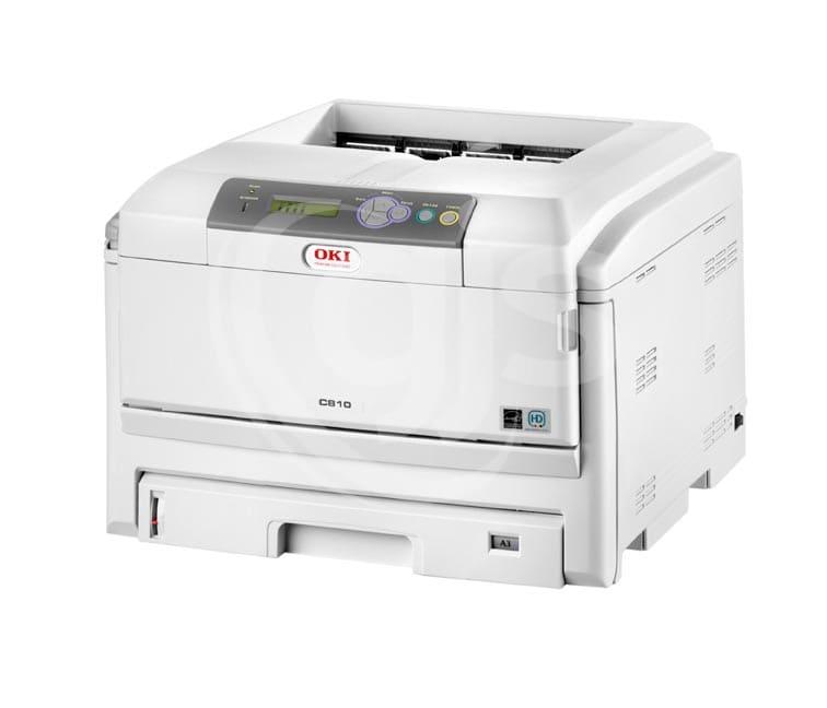 OKI C810 A3 CMYK Laser Printer