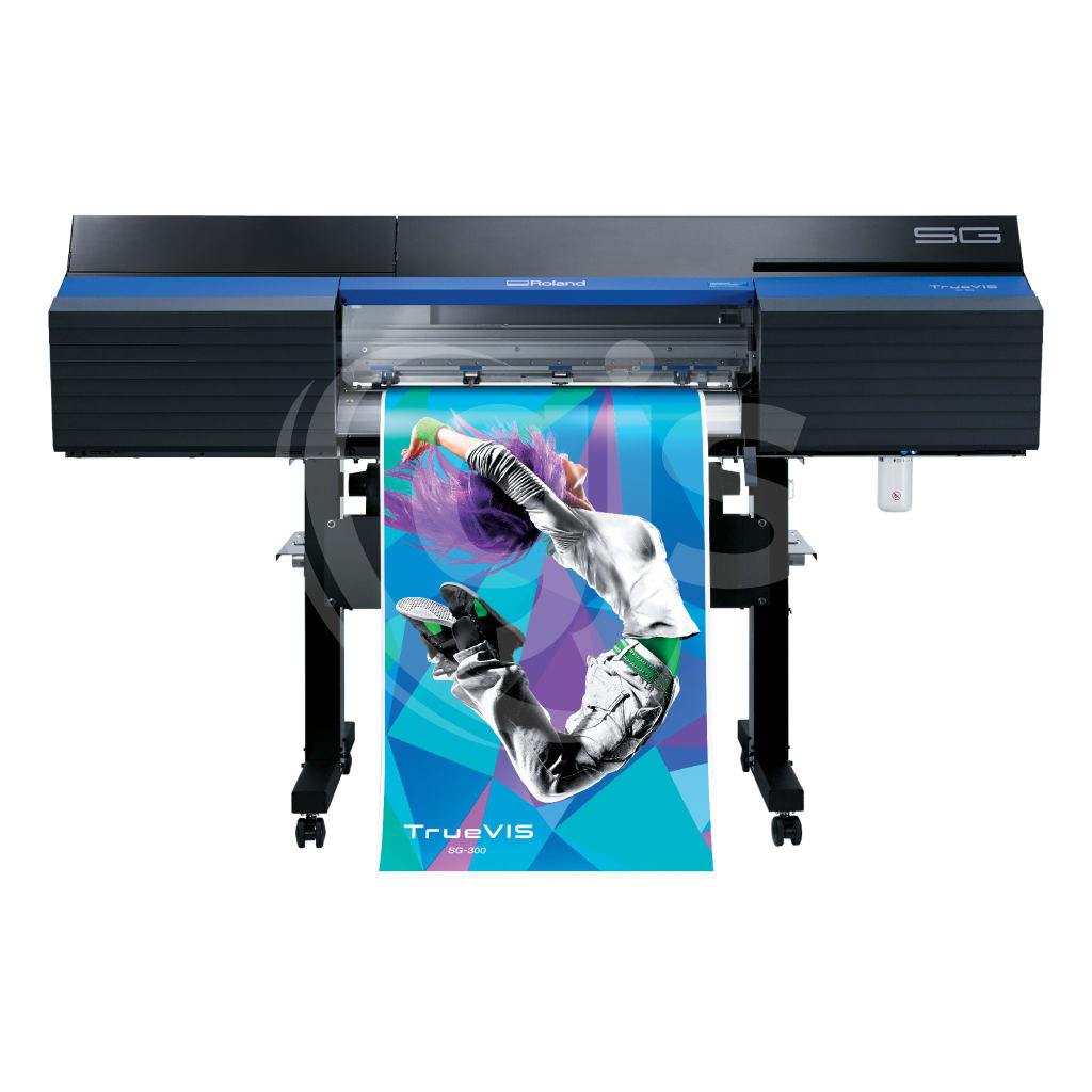 Roland Truevis Sg 540 Amp Sg 300 Digital Printer Cutter