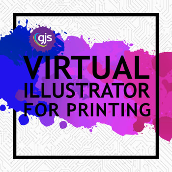 Virtual Illustrator for Printing