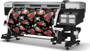 GJS Introduces the Epson F-Series Range of Dye Sublimation Printers