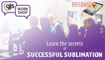GJS Launches New Training Course: Learn the Secrets of Successful Sublimation