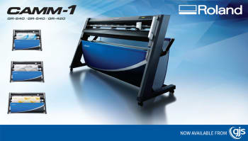 New Roland CAMM-1 GR series cutters