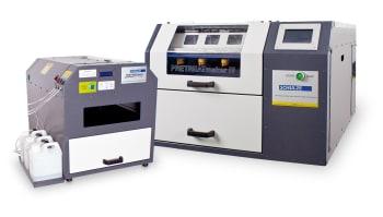 New Schulze pre-treatment machines